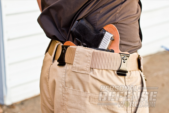 Everyday Concealment Holster Options