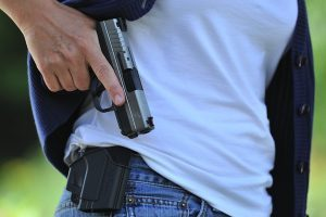 Concealed Deadly Weapon Legislation