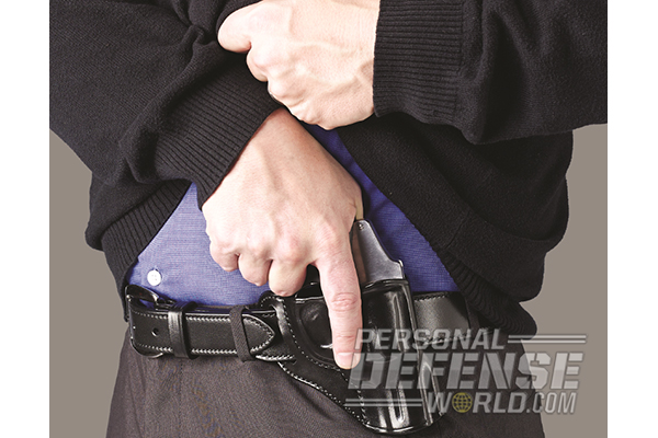 Handgun Hideaway: Eight Options to Covertly Carry Your Weapon - Crossdraw Carry