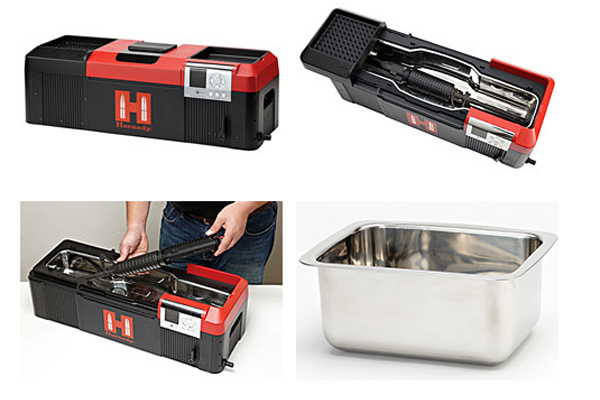 hornady hot tub sonic cleaner manual