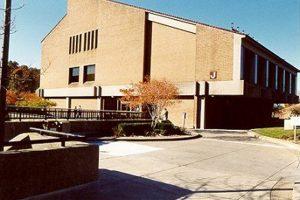 J Building Orchard Ridge Campus