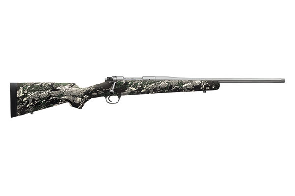 27 New Rifles for 2014 - Kimber Model 84M Adirondack