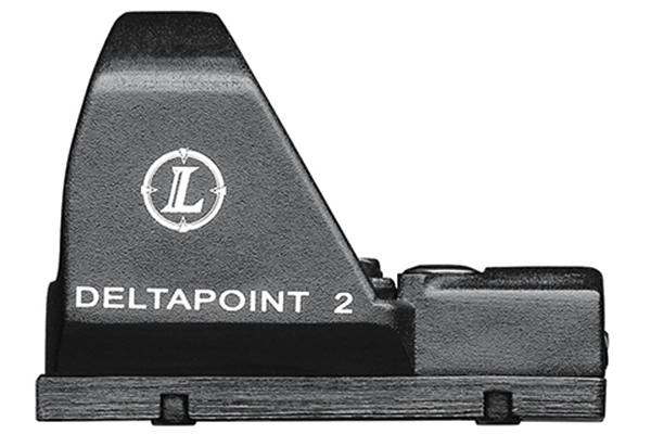 8 Reflex Sights That Will Have You Shooting Straighter - Leupold DeltaPoint 2