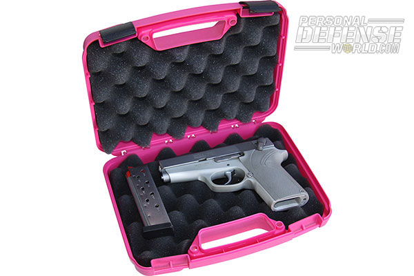 MTM Single Pistol Case