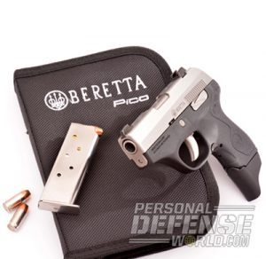 Beretta Pico .380 ACP Pocket Pistol