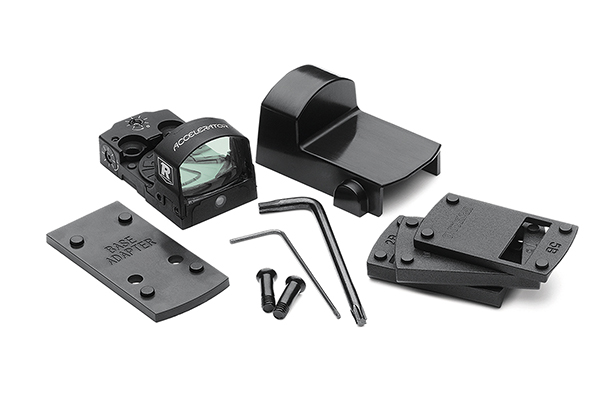8 Reflex Sights That Will Have You Shooting Straighter - Redfield Accelerator