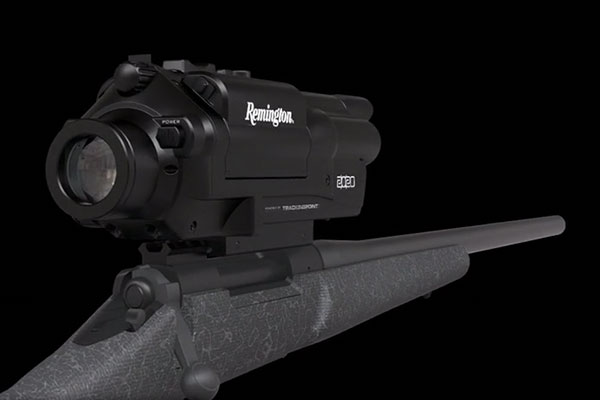 23 Tactical and Traditional New Optics for 2014 - Remington® 2020™ Digital Optic System