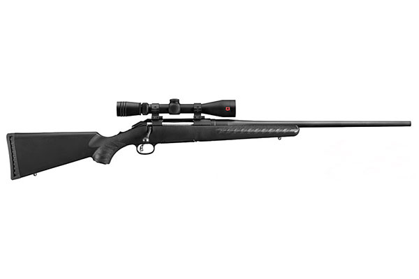 27 New Rifles for 2014 - Ruger American Rifle with Redfield Revolution Riflescope