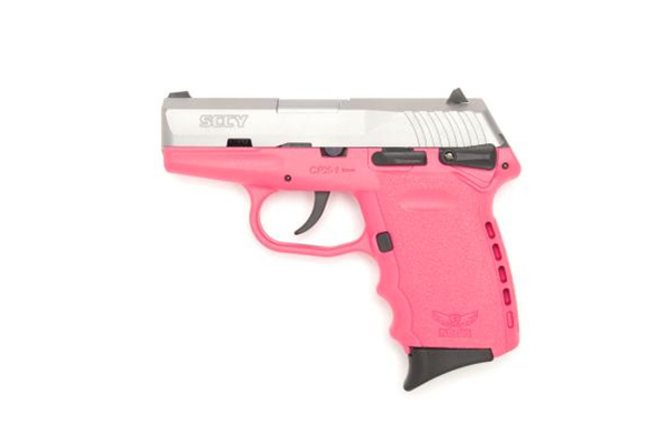 SCCY CPX-1 9mm Handgun Series