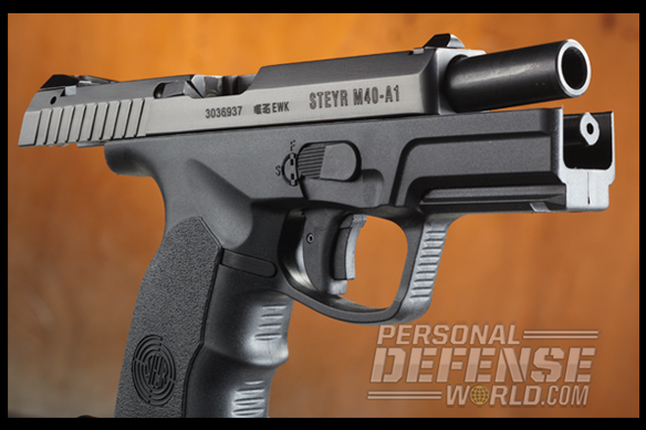 Steyr Arms M40-A1  40 Caliber Handgun