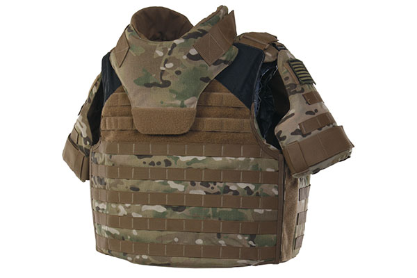 Top 20 New High-Tech Survival Products - Survival Armor H-Warrior Vest