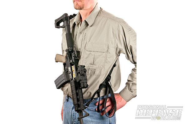 Top 20 New High-Tech Survival Products - Vero Vellini Tactical Two-Point Sling