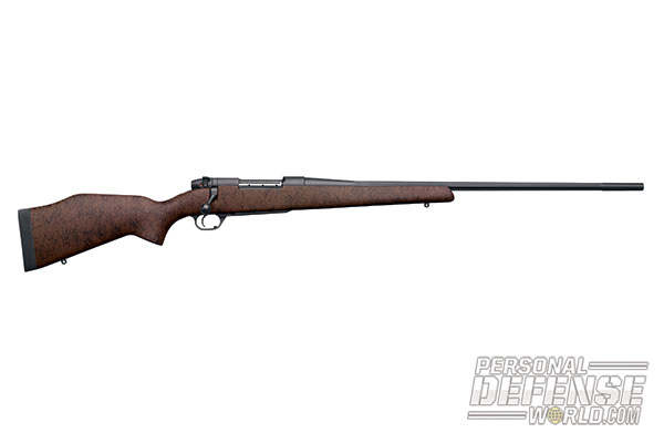27 New Rifles for 2014 - Weatherby Mark V Terramark RC (Range Certified) Rifle