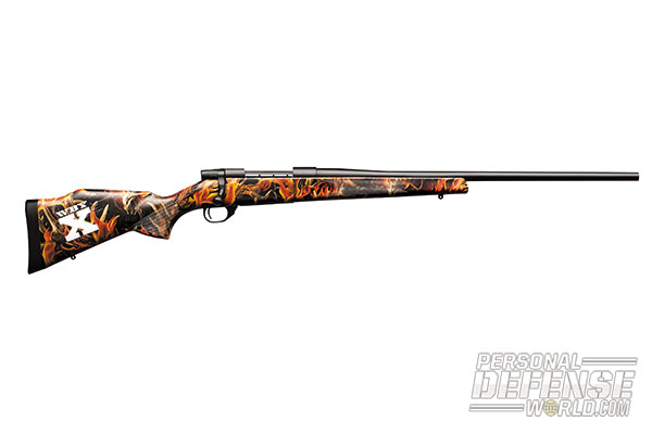 27 New Rifles for 2014 - Weatherby Vanguard Series 2 Blaze