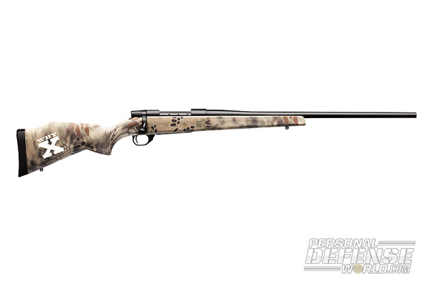 27 New Rifles for 2014 - Weatherby Vanguard Series 2 Kryptek