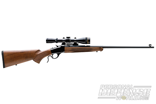Making a Rim-pact: 13 New Rimfires in 2014 - Winchester Model 1885 Rimfire