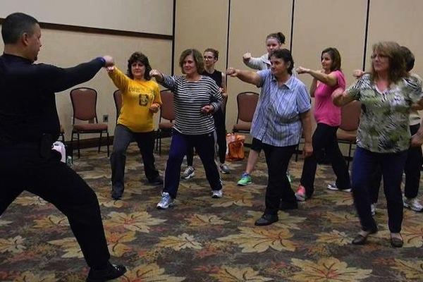 Women Self Defense Class