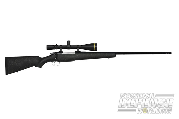 27 New Rifles for 2014 - CZ-USA 550 Badlands 338 Lapua
