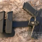 Glock 22 Gen4 .40 Caliber Handgun | Holster & Magazines
