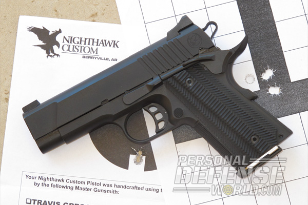 9mm nighthawk federal hydra shok loads