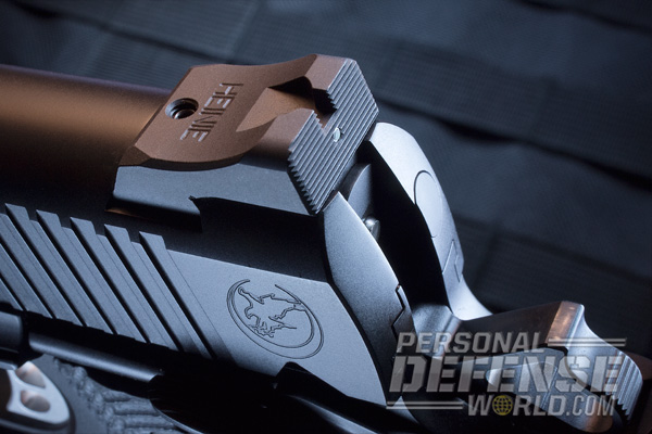 9mm nighthawk t4 heinie pro straight eight sights