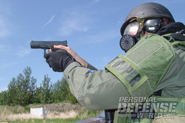 AST SERT advanced tactics with GLOCK 22 Gen4
