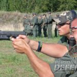 AST SERT training control with GLOCK 22