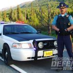 Alaska State Troopers and Their Glock 22 Gen4 | Trooper Jesse Lopez, stationed in Palmer, Alaska, patrols the Mat-Su Valley and answers calls for everything from marital disputes to vehicle crashes to moose on the roads!