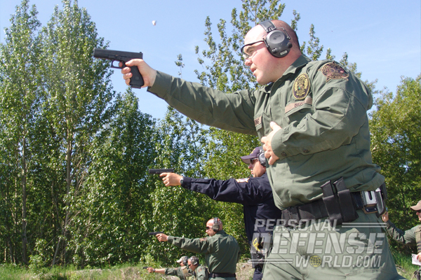 New Sidearm for Alaska State Troopers - GLOCK 22 Gen4