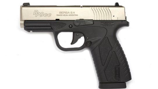 Bersa BP 9 Concealed Carry Pistol 9mm