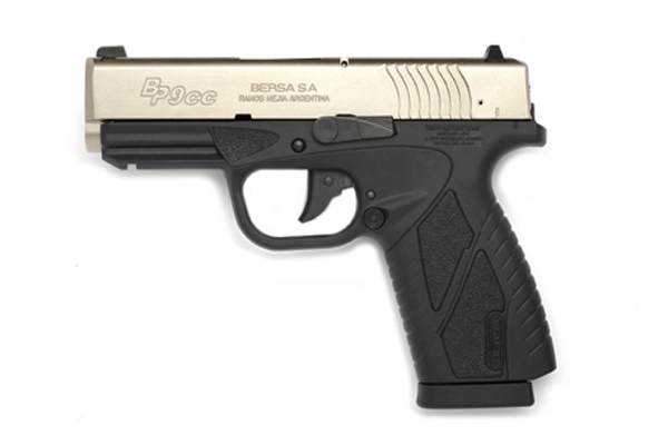 Bersa BP 9 Concealed Carry Pistol 9mm