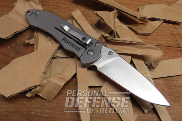 Maxpedition Precision Folding Knife