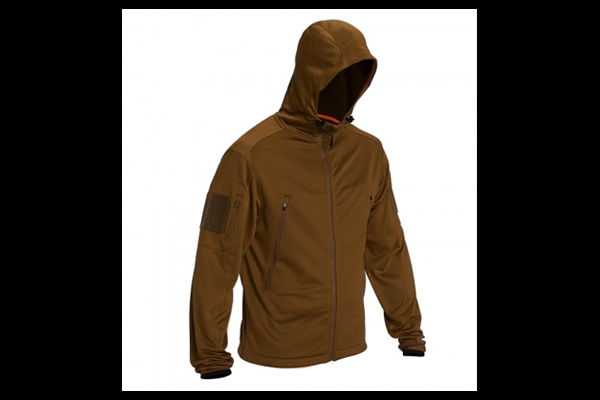 5.11 Tactical's FZ Hoodie | Battle Brown