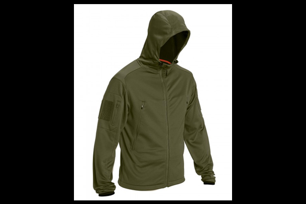 5.11 Tactical's FZ Hoodie | Fatigue