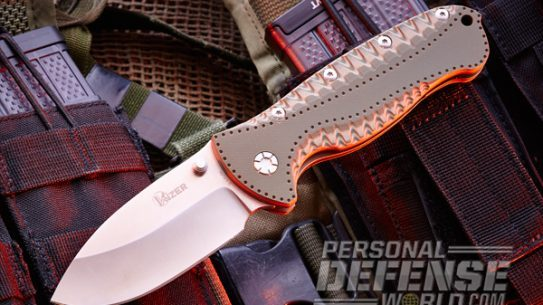 The Gingrich/Kizer Folding Knife