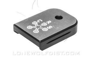 Glock +0 Baseplate +.100 Thickness