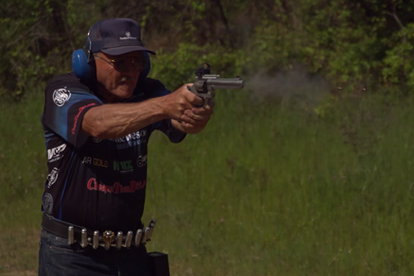 Smith & Wesson Jerry Miculek Model 929 Signature Series