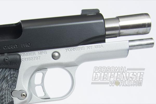 Kimber Master Carry Pro .45 ACP Handgun | Barrel