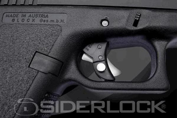 Lone Wolf LWD Siderlock Trigger Safety