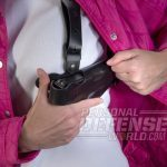 Ladies Only: Shoulder Holster Security