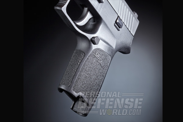 Sig Sauer P320 9mm | Mag Well