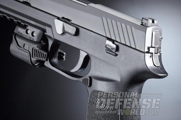 Sig Sauer P320 9mm | Serrations