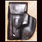 MTR Custom Leather Swan Holster