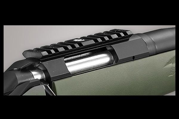 Ruger American Rifle Predator | Aluminum Rail