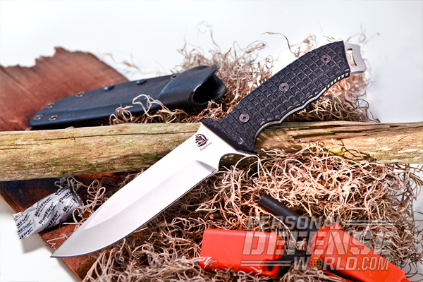 Anglesey Survival Knife