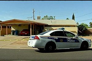 Phoenix Home Defense Shooting