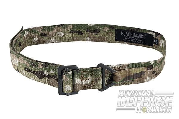 BlackHawk Instructors Gun Belt camo