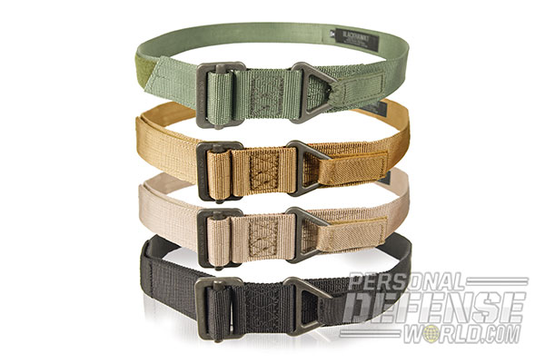 BlackHawk Instructors Gun Belt multi