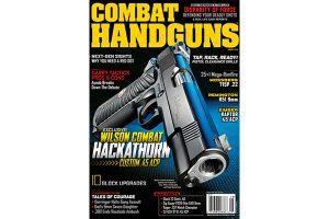 Combat Handguns August 2014