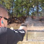 Action Shooting Junior Clinic at Fort Benning's Krilling Range.